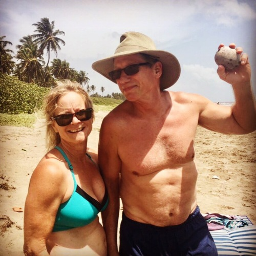Randy and Gina